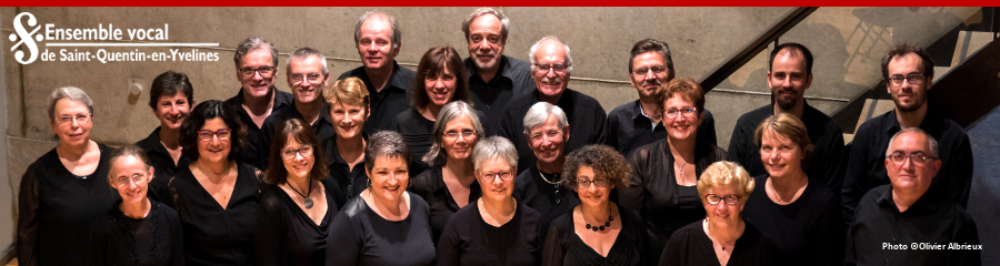 Ensemble Vocal de Saint-Quentin-en-Yvelines